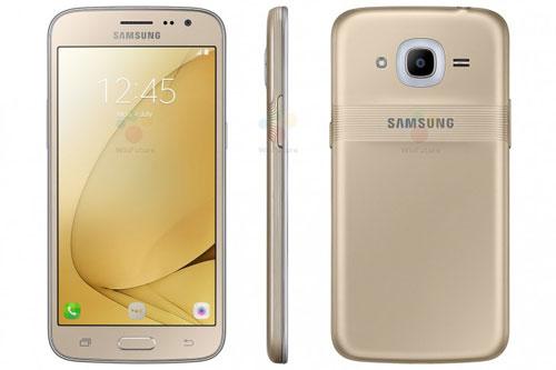 سامسونج تكشف عن جهاز Galaxy J2 2016 مع حلقة الاشعارات المضيئة