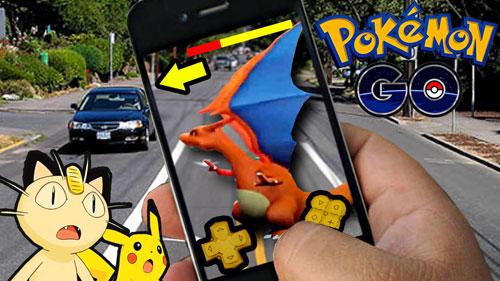 لعبة Pokémon Go التي أحدثت ضجة كبيرة - ما وراءها ؟