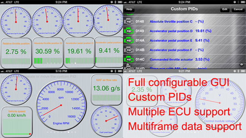 تطبيق Engine Link لمراقبة حالة سيارتك والتحكم فيها