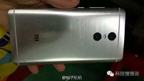 جهاز Xiaomi Redmi Note 4 سيحمل كامرتين من الخلف