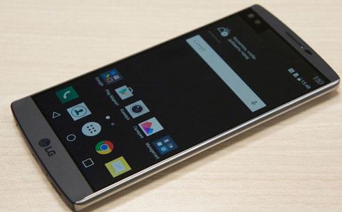 شركة LG تعمل على جهاز V20 ليكون خليفة لجهاز V10
