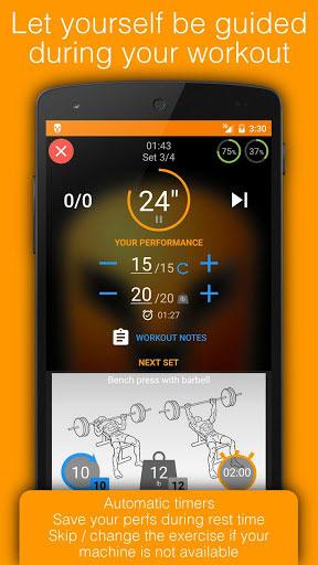 تطبيق Workout Tracker لمتابعة نشاطك الرياضي والحصول على مدرب ذكي تطبيق Workout Tracker لمتابعة نشاطك الرياضي والحصول على مدرب ذكي