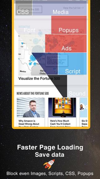 تطبيق Ad & Blocker لمنع الاعلانات والمحتوى غير اللائق