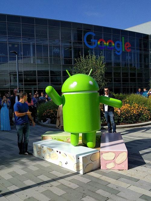جوجل رسميا: الأندرويد N سيحمل إسم Android Nougat