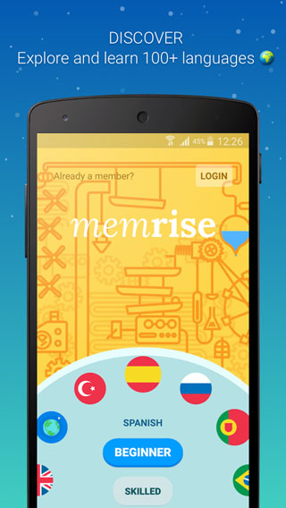 تطبيق Memrise لتعلم اللغات بطريقة تفاعلية ممتعة