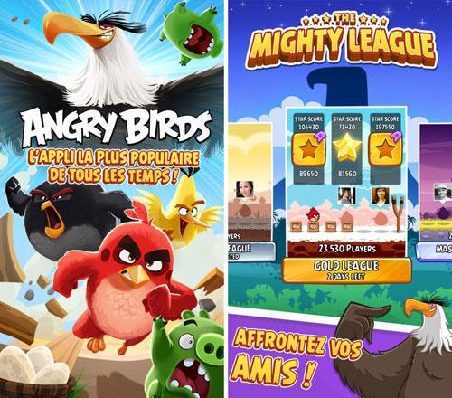 لعبة Angry Birds تصل لعمر 7 سنوات
