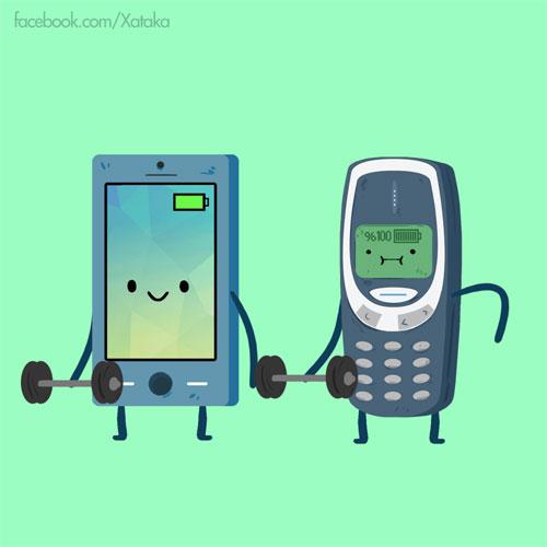 تنبيه بخصوص بطارية الهواتف الذكية - ما هي الفروقات بينها ؟