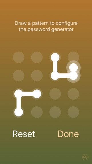 تطبيق DotPass Passwords لإنشاء كلمات سر صعبة