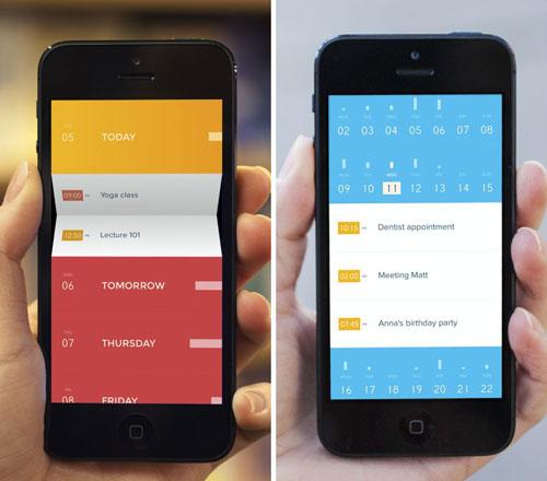 تطبيق Peek Calendar لإدارة مهامك اليومية