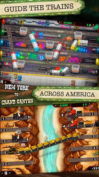 لعبة Train Conductor 2: USA للتحكم في القطارات
