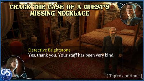 لعبة المغامرات والرعب Brightstone Mysteries