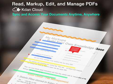 تطبيق PDF Reader Premium لتحرير ملفات PDF