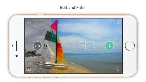 تطبيق Spark Camera من أفضل تطبيقات التصوير