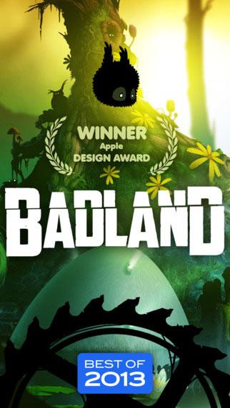 لعبة BADLAND المميزة والرائعة تحصل على تخفيض كبير