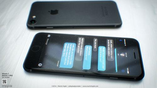 أيفون 7 أسود