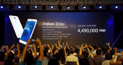جهاز Asus Zenfone 3 Max