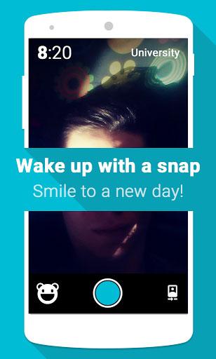 تطبيق Snap Me Up - منبه ذكي ورائع يجعلك تستيقض رغما عنك