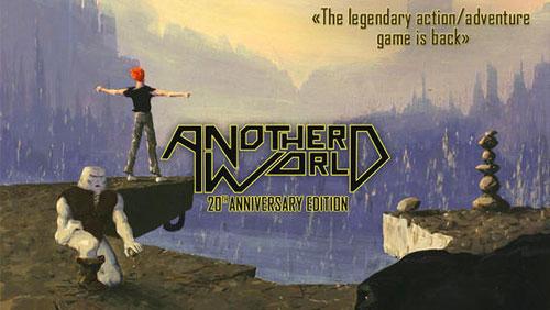 لعبة Another World الشهيرة في عرض تخفيضي مميز