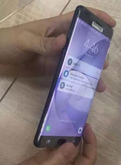 هاتف سامسونج Galaxy Note 7