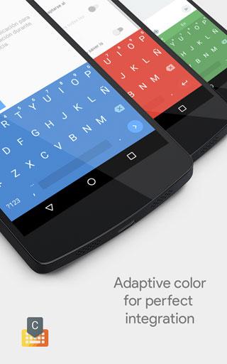 تطبيق Chrooma Keyboard لوحة مفاتيح ذكية بمزايا رائعة