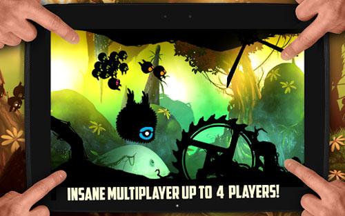 لعبة BADLAND المميزة والرائعة تعود بتحديث جديد