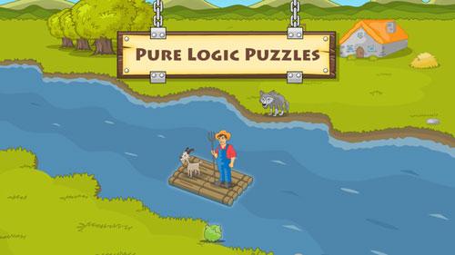 لعبة الألغاز River Crossing المشهورة متوفرة الآن