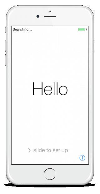 الرجوع من iOS 10 إلى 9.3.3