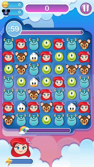 لعبة Disney Emoji Blitz للحصول على تسلية مليئة بالألوان