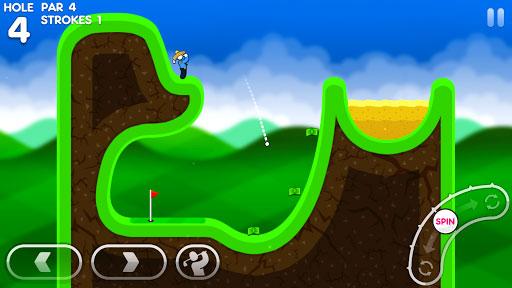 لعبة Super Stickman Golf 3 لمحبي الغولف لكن بطريقة جميلة