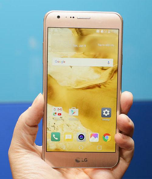 بدء إطلاق هاتف LG X Cam في الأسواق العربية