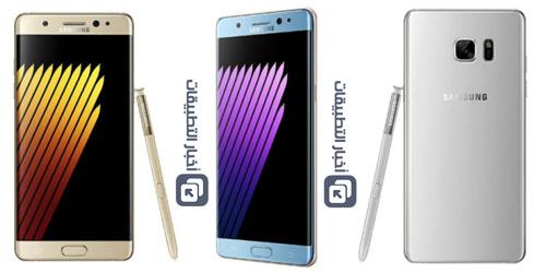 هاتف Galaxy Note 7 متاح الآن للحجز في دبي !
