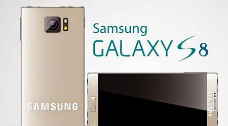 سامسونج ستدعم Galaxy S8 بشاشة 4K مع تقنية الواقع الافتراضي