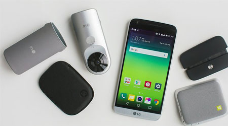 Photo of جهاز LG G5 يعاني من مبيعات ضعيفة
