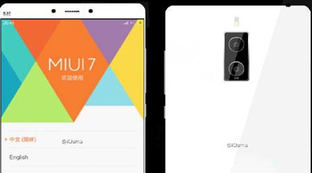 تسريب: الكشف عن جهاز Xiaomi Mi Note 2 في معرض IFA 2016