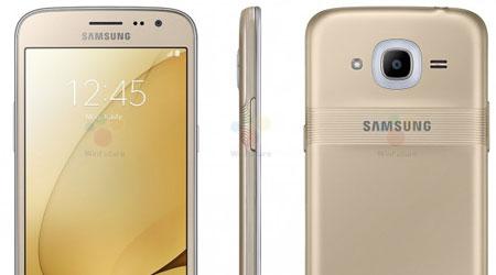 Photo of سامسونج تكشف عن جهاز Galaxy J2 2016 مع حلقة الاشعارات المضيئة