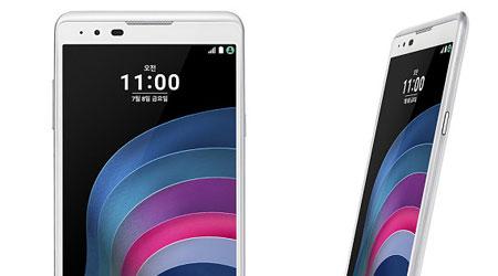 شركة LG تعلن عن جهازين جديدين من عائلة LG X