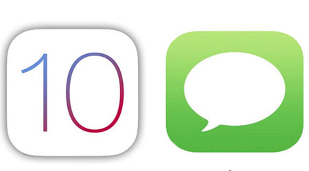 صورة نظام iOS 10 – أبرز 10 مميزات في تطبيق الرسائل iMessage !