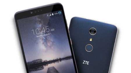 ZTE تكشف عن هاتف Zmax Pro بسعر زهيد ، و إليك المواصفات!
