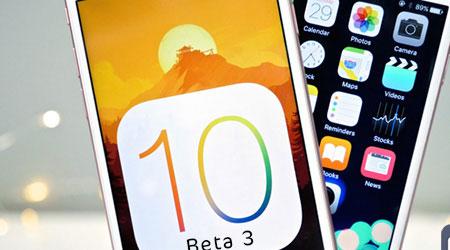 صورة نظام iOS 10 – إطلاق النسخة التجريبية الثالثة iOS 10 Beta 3 ، ما الجديد ؟!