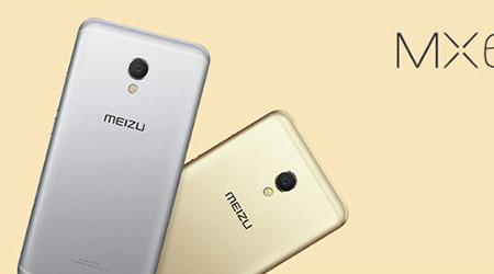 الإعلان رسمياً عن هاتف Meizu MX6 بمواصفات جيدة و سعر مناسب!