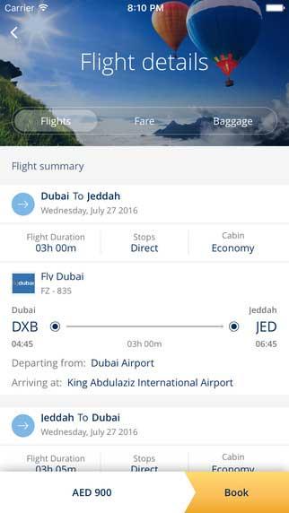 تطبيق Tajawal - دليلك للحصول على أفضل الرحلات والفنادق في الإجازة الصيفية والعيد