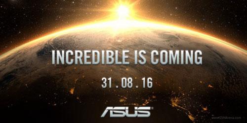 شركة Asus تستعد للكشف عن الجيل الثالث من ساعتها الذكية