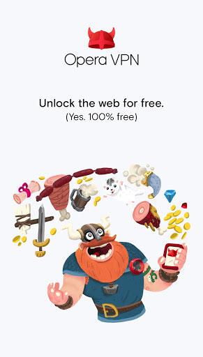 تطبيق Opera Free VPN يصل رسميا لأجهزة الأندرويد