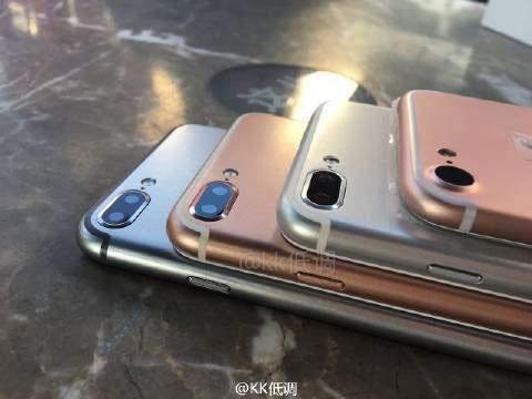 بالفيديو: تصميم وألوان الأيفون 7 مع نسخة iPhone 7 Pro، ما رأيكم ؟