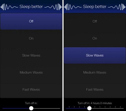 تطبيق Sleep Better للحصول على نوم مريح جدا