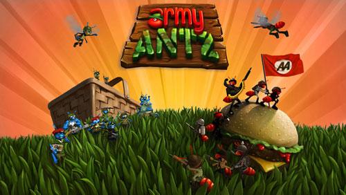 لعبة Army Antz لقيادة جيش النمل الشرس