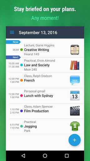 تطبيق iStudiez Pro لإدارة وتنظيم الحصص الدراسية
