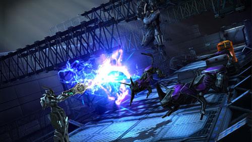 لعبة Implosion مليئة بالتحدي والمنافسة والخيال