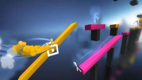 لعبة Chameleon Run من بين أفضل الألعاب المختارة مؤخرا