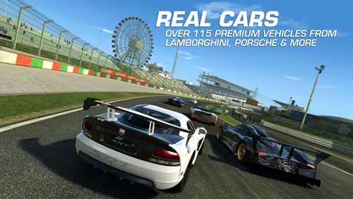 لعبة Real Racing 3 تحصل على تحديث جديد
